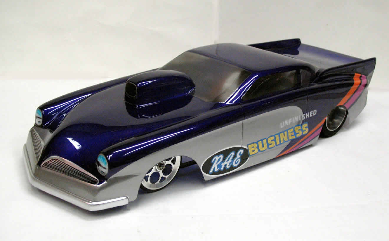 Pro Mod Rc Dragster