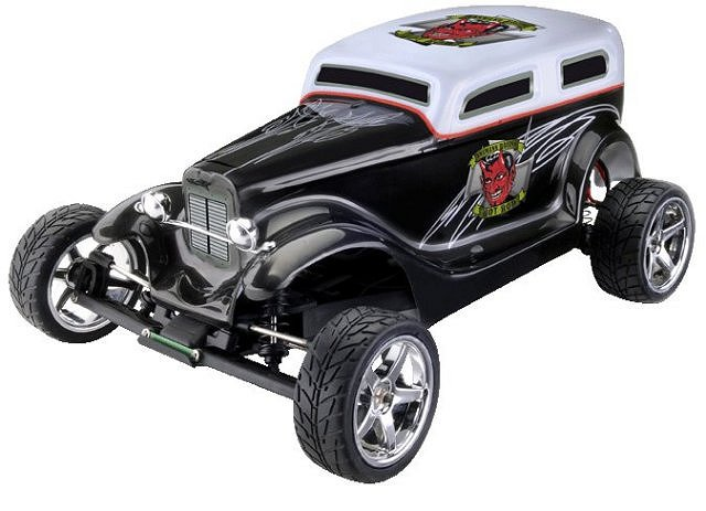 Rc Hot rod dragster